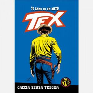 TEX - 70 anni di un mito  Uscita Nº 141 del 04/09/2020 Periodicità: Settimanale Editore: RCS MediaGroup