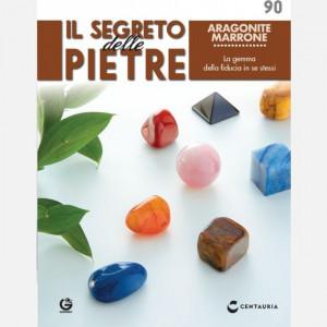 Il segreto delle pietre  Uscita Nº 90 del 23/05/2020 Periodicità: Settimanale Editore: Centauria Editore