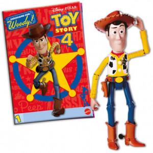 MATTEL - Toy Story 4 Collection (ed. 2020)  Uscita Nº 3 del 01/09/2020 Periodicità: Mensile Editore: MATTEL