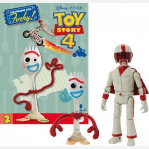 MATTEL - Toy Story 4 Collection (ed. 2020)  Uscita Nº 4 del 15/09/2020 Periodicità: Mensile Editore: MATTEL