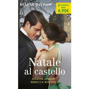 Harmony Promo - Natale al castello Di Marion Lennox, Rebecca Winters