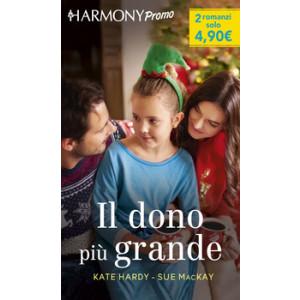 Harmony Promo - Il dono più grande Di Kate Hardy, Sue Mackay