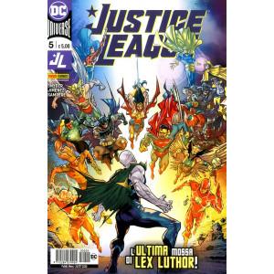 Justice League - N° 5 - Justice League - Panini Comics