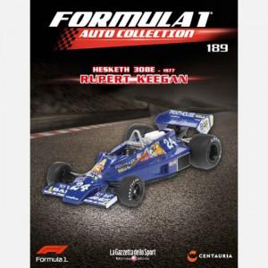 Formula 1 Auto Collection  Uscita Nº 189 del 01/10/2020 Periodicità: Settimanale Editore: Centauria Editore