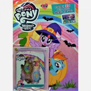 My Little Pony Magazine  Uscita Nº 73 del 01/10/2020 Periodicità: Bimestrale Editore: Panini S.p.A.