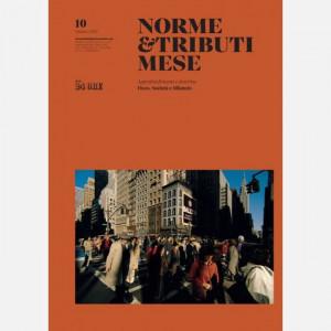 Norme & Tributi - Mese  Uscita Nº 10 del 06/10/2020 Periodicità: Mensile Editore: Il Sole 24 ORE