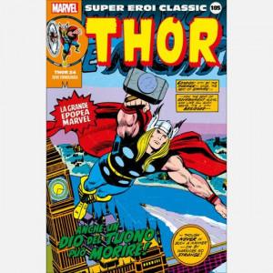 Super Eroi Classic  Uscita Nº 185 del 06/10/2020 Periodicità: Settimanale Editore: RCS MediaGroup