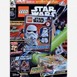 LEGO Star Wars - Magazine  Uscita Nº 37 del 17/09/2020 Periodicità: Bimestrale Editore: Panini S.p.A.
