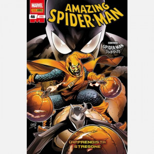 Amazing Spider-Man  Uscita Nº 755 del 24/09/2020 Periodicità: Quindicinale Editore: Panini S.p.A.
