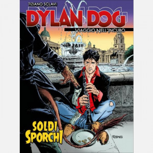 Dylan Dog - Viaggio nell'incubo  Uscita Nº 65 del 13/10/2020 Periodicità: Settimanale Editore: RCS MediaGroup