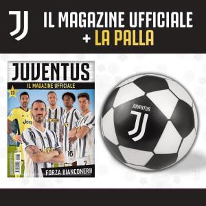Juventus - Il Magazine Ufficiale  Uscita Nº 23 del 19/10/2020 Periodicità: Mensile Editore: Tridimensional S.r.l.