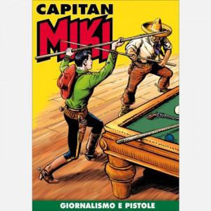 Capitan Miki  Uscita Nº 86 del 29/09/2020 Periodicità: Settimanale Editore: RCS MediaGroup