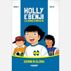 Holly & Benji - La serie completa in DVD  Uscita Nº 10 del 30/09/2020 Periodicità: Settimanale Editore: RCS MediaGroup