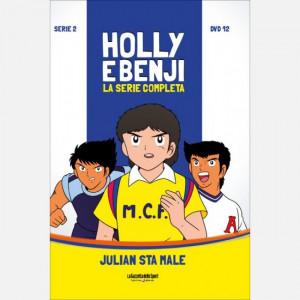 Holly & Benji - La serie completa in DVD  Uscita Nº 12 del 14/10/2020 Periodicità: Settimanale Editore: RCS MediaGroup