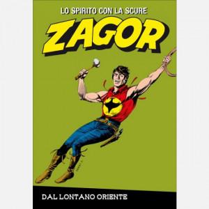 ZAGOR - Lo spirito con la scure  Uscita Nº 42 del 09/10/2020 Periodicità: Settimanale Editore: RCS MediaGroup