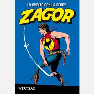 ZAGOR - Lo spirito con la scure  Uscita Nº 41 del 02/10/2020 Periodicità: Settimanale Editore: RCS MediaGroup