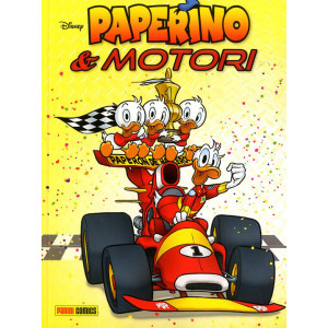 Paperi&Motori - Paperi&Motori - Disney Mix Speciale Panini Comics