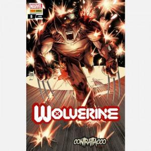 Wolverine  Uscita Nº 406 del 22/10/2020 Periodicità: Quindicinale Editore: Panini S.p.A.