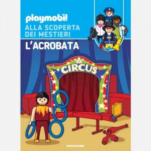 PLAYMOBIL - Alla scoperta dei mestieri  Uscita Nº 36 del 03/10/2020 Periodicità: Quindicinale Editore: DeAgostini Publishing