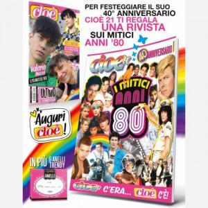 Cioè - Magazine  Uscita Nº 21 del 23/10/2020 Periodicità: Mensile Editore: Panini S.p.A.
