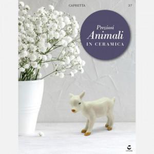 Preziosi Animali in Ceramica  Uscita Nº 37 del 08/10/2020 Periodicità: Settimanale Editore: Centauria Editore