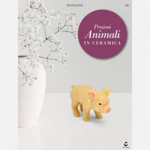 Preziosi Animali in Ceramica  Uscita Nº 36 del 01/10/2020 Periodicità: Settimanale Editore: Centauria Editore
