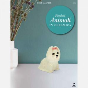 Preziosi Animali in Ceramica  Uscita Nº 35 del 24/09/2020 Periodicità: Settimanale Editore: Centauria Editore