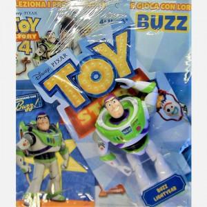 MATTEL - Toy Story 4 Collection (ed. 2020)  Uscita Nº 6 del 13/10/2020 Periodicità: Mensile Editore: MATTEL