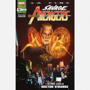 Avengers – Savage  Uscita Nº 18 del 24/09/2020 Periodicità: Mensile Editore: Panini S.p.A.