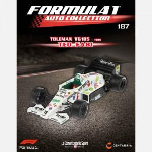 Formula 1 Auto Collection  Uscita Nº 187 del 17/09/2020 Periodicità: Settimanale Editore: Centauria Editore