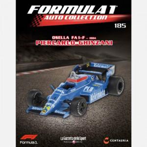 Formula 1 Auto Collection  Uscita Nº 185 del 27/08/2020 Periodicità: Settimanale Editore: Centauria Editore