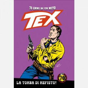 TEX - 70 anni di un mito  Uscita Nº 148 del 23/10/2020 Periodicità: Settimanale Editore: RCS MediaGroup