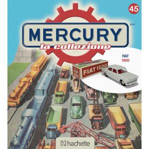 Mercury - la collezione uscita 45