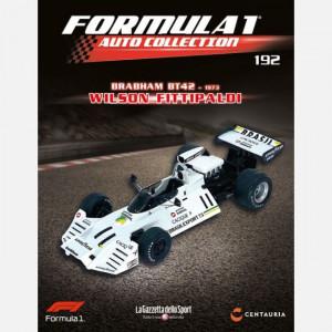Formula 1 Auto Collection  Uscita Nº 192 del 29/10/2020 Periodicità: Quindicinale Editore: Centauria Editore