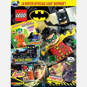 LEGO Batman Movie  Uscita Nº 19 del 29/10/2020 Periodicità: Bimestrale Editore: Panini S.p.A.