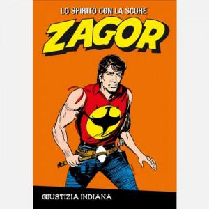 ZAGOR - Lo spirito con la scure  Uscita Nº 46 del 06/11/2020 Periodicità: Settimanale Editore: RCS MediaGroup