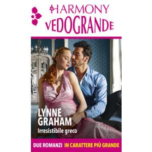 Harmony Harmony Vedogrande - Irresistibile greco Di Lynne Graham