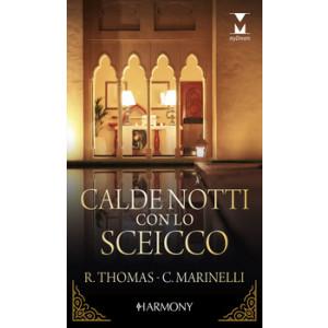 Harmony MyDream - Calde notti con lo sceicco Di Rachael Thomas, Carol Marinelli