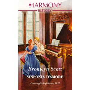 Harmony History - Sinfonia d'amore Di Bronwyn Scott