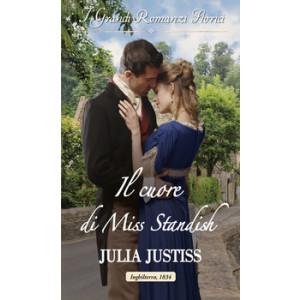 Harmony Grandi Romanzi Storici - Il cuore di Miss Standish Di Julia Justiss
