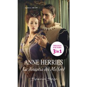 Harmony Harmony Special Saga - La dinastia dei Melford Di Anne Herries