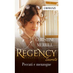 Harmony Regency Collection - Peccati e menzogne Di Christine Merrill