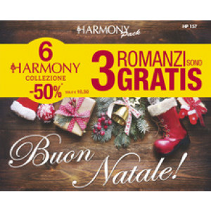 Harmony Pack - Pack Natale Di Katherine Garbera, Cara Summers, Janice Maynard, Linda Conrad, Caroline Anderson, Jennie Lucas