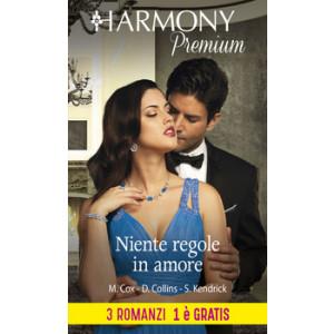 Harmony Premium - Niente regole in amore Di Maggie Cox, Dani Collins, Sharon Kendrick
