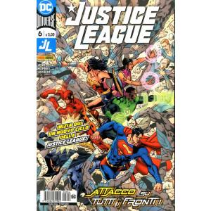 Justice League - N° 6 - Justice League - Panini Comics