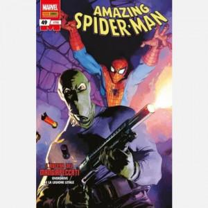 Amazing Spider-Man  Uscita Nº 758 del 12/11/2020 Periodicità: Quindicinale Editore: Panini S.p.A.