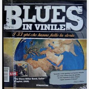 Blues in Vinile  Uscita Nº 118 del 15/04/2020 Periodicità: Quindicinale Editore: DeAgostini Publishing