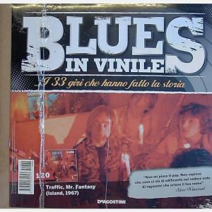 Blues in Vinile  Uscita Nº 120 del 20/05/2020 Periodicità: Quindicinale Editore: DeAgostini Publishing