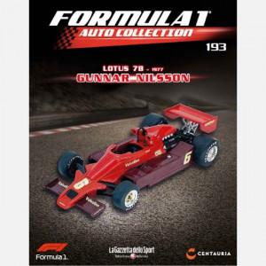Formula 1 Auto Collection  Uscita Nº 193 del 05/11/2020 Periodicità: Settimanale Editore: Centauria Editore