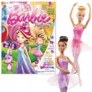 La mia Prima Barbie  Uscita Nº 269 del 15/09/2020 Periodicità: Mensile Editore: MATTEL